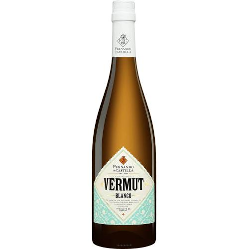 Rey Fernando de Castilla Fernando de Castilla Vermut Blanco 15% Vol. aus Spanien