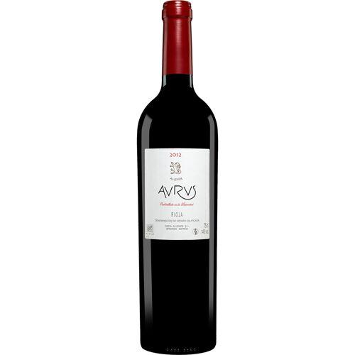 Finca Allende Aurus 2012 14% Vol. Rotwein Trocken aus Spanien