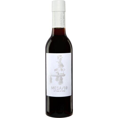 Wein & Vinos - Das Mesa-Projekt MESA/10 (Halbe Flasche 375ml) 15% Vol. Sherry Sehr Süß aus Spanien