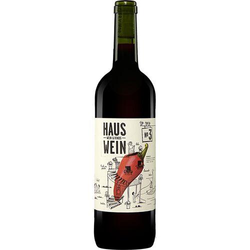 Wein & Vinos - Hauswein Hauswein Nr. 3 14% Vol. Rotwein Trocken aus Spanien