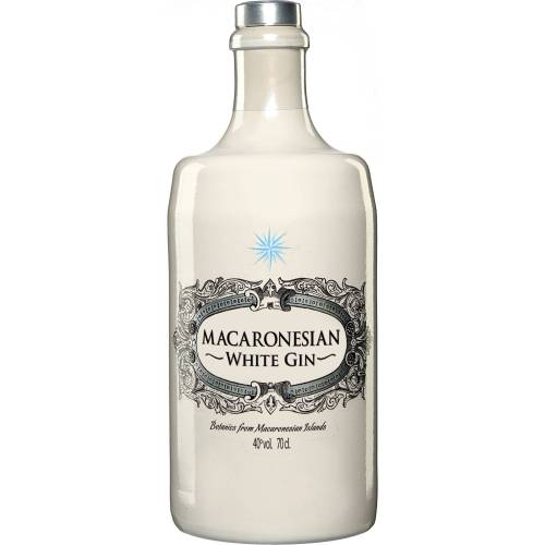 Macaronesian Gin Macaronesian 40% Vol. Trocken aus Spanien