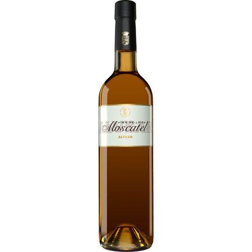 Alvear Moscatel - 0,75 L 15% Vol. Sehr Süß aus Spanien