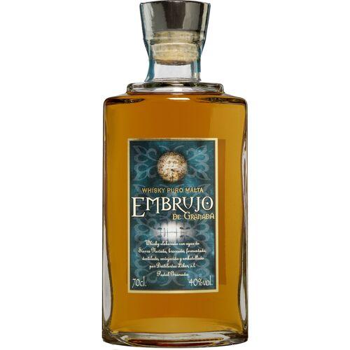 Liber Whisky Puro Malta Embrujo de Granada - 0,7L. 40% Vol. aus Spanien