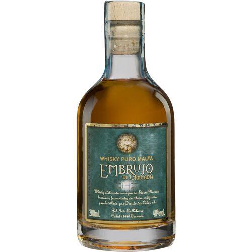Liber Whisky Puro Malta »Embrujo de Granada« - 0,2 L. 40% Vol. aus Spanien