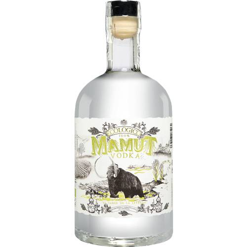 Liber Vodka El Mamut 40% Vol. aus Spanien