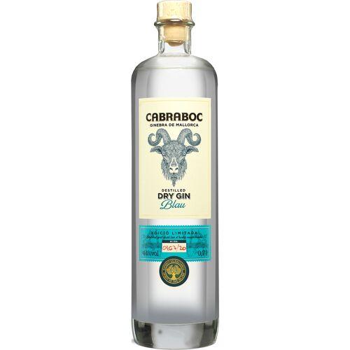 Gin Blau Cabraboc de Mallorca - 0,7 L. 44% Vol. aus Spanien