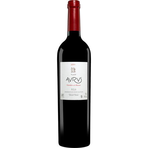Finca Allende Aurus 2011 14% Vol. Rotwein Trocken aus Spanien