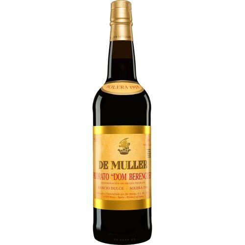 De Muller Priorat »Dom Berenguer 1918« 20% Vol. Süß aus Spanien