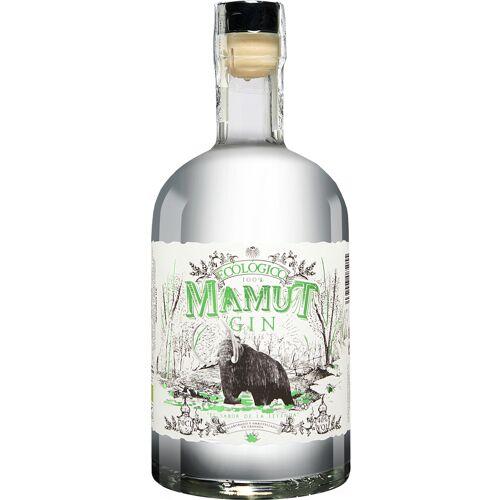 Liber Gin El Mamut Bio 40% Vol. aus Spanien