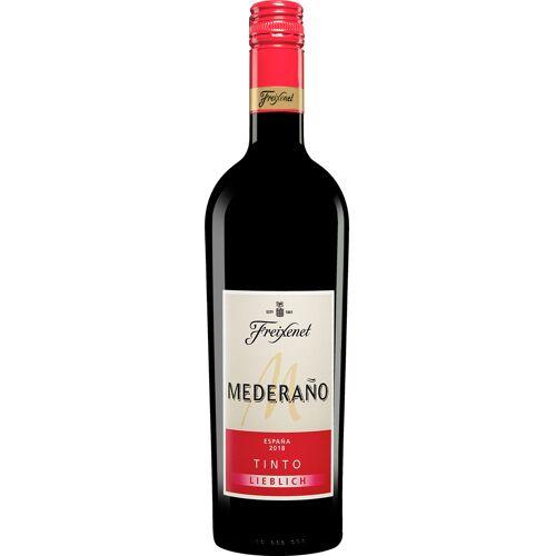 Freixenet »Mederaño« Tinto Lieblich 2018 12.5% Vol. Rotwein Lieblich aus Spanien