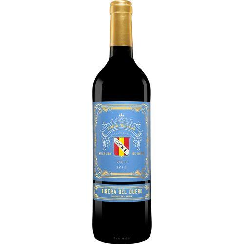 C.V.N.E. Cune 2018 14% Vol. Rotwein Trocken aus Spanien