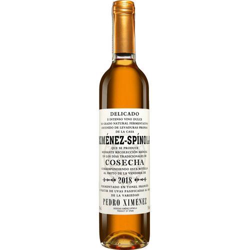 Ximénez-Spinola Ximénez Spínola PX Cosecha - 0,5 L. 2018 13% Vol. Weißwein Süß aus Spanien
