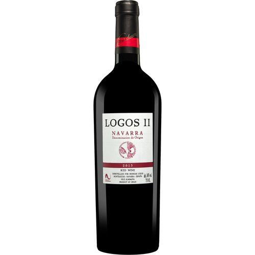 Logos II 2015 14% Vol. Rotwein aus Spanien