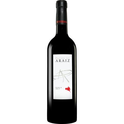 Pagos de Aráiz Roble 2017 14% Vol. Rotwein Trocken aus Spanien