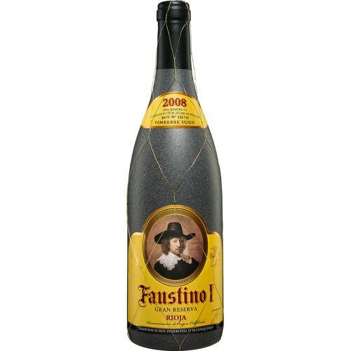 Faustino Martinez Faustino I Gran Reserva 2008 Faustino 1 13.5% Vol. Rotwein Trocken aus Spanien