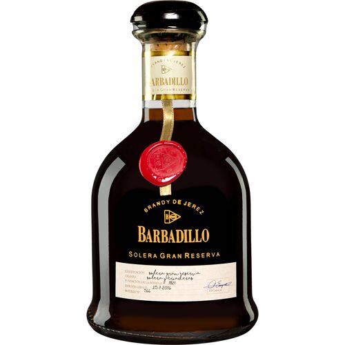 Barbadillo Brandy »Barbadillo« Solera Gran Reserva - 0,7 L. 40% Vol. Brandy aus Spanien