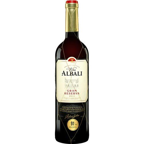 Félix Solís Viña Albali Gran Reserva 2012 13% Vol. Rotwein Trocken aus Spanien