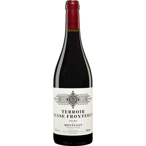 Terroir al Límit Terroir Sense Fronteres Negre 2018 13% Vol. Rotwein Trocken aus Spanien