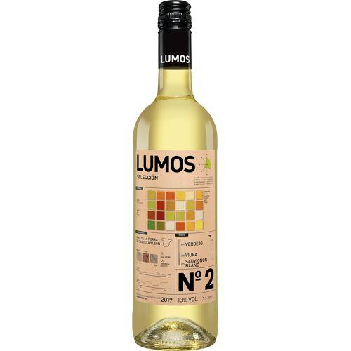 Das Lumos-Projekt LUMOS No.2 Blanco 2019 13% Vol. Weißwein Trocken aus Spanien