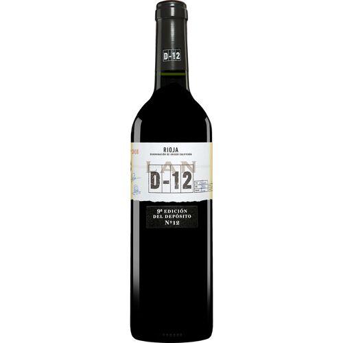 Lan D-12 2016 13.5% Vol. Rotwein Trocken aus Spanien