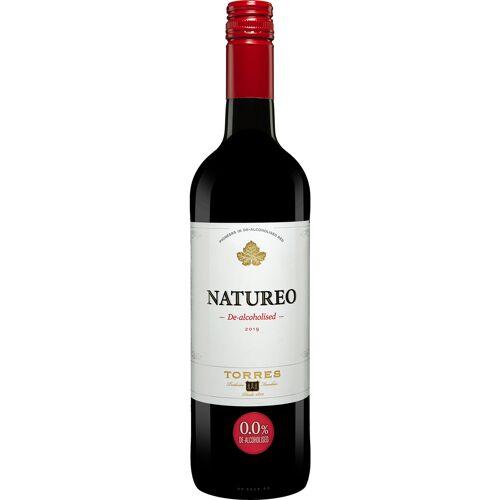 Miguel Torres Torres Natureo Tinto 2019 0% Vol. Rotwein aus Spanien