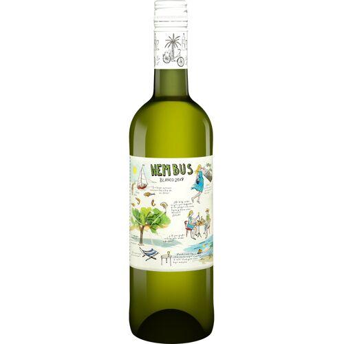Nembus Blanco 2019 11.5% Vol. Weißwein Trocken aus Spanien