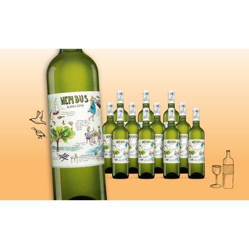 Blanco Nembus Blanco 2019 Weinpaket  aus Spanien
