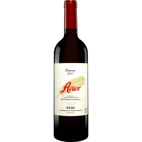 Avior Crianza 2017 13.5% Vol. Rotwein Trocken aus Spanien