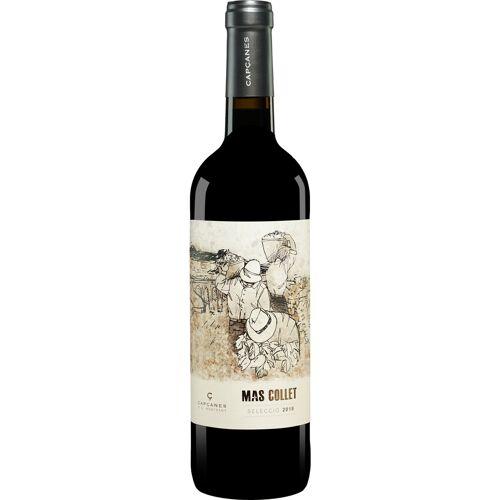 Celler de Capçanes Capçanes »Mas Collet« 2018 14.5% Vol. Rotwein Trocken aus Spanien
