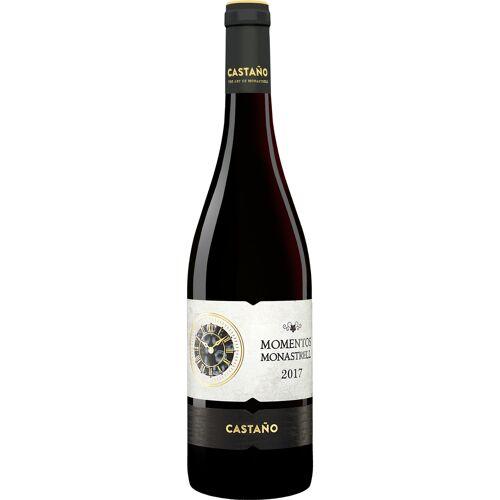 Castaño Rotwein 2016 14.5% Vol. Rotwein Trocken aus Spanien