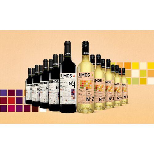 LUMOS-Sommer-Paket Weinpaket  aus Spanien