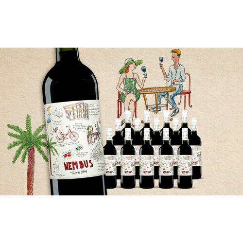 Nembus Tinto 2019 Weinpaket  aus Spanien