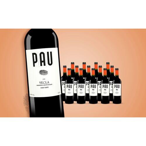 Pau Tinto 2019 Weinpaket  aus Spanien