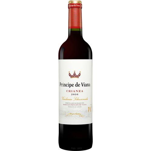 Principe de Viana Príncipe de Viana Crianza 2016 14% Vol. Rotwein Trocken aus Spanien