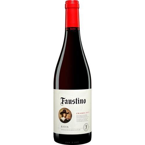 Faustino Martinez Faustino Tinto Crianza 2017 13.5% Vol. Rotwein Trocken aus Spanien