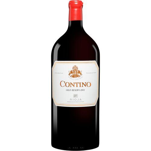 C.V.N.E. - Viñedos de Contino Contino Gran Reserva - 6,0 L. 2012 14% Vol. Rotwein Trocken aus Spanien