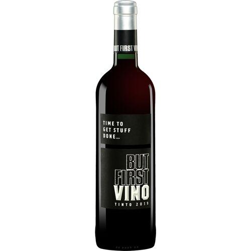 Trenza But First Vino 2019 14.5% Vol. Rotwein Halbtrocken aus Spanien