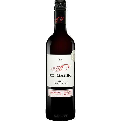 El Macho Tinto 2019 12.5% Vol. Rotwein Trocken aus Spanien