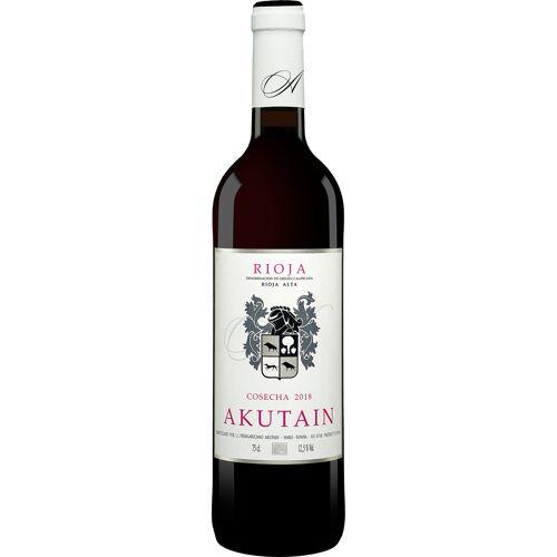 Akutain Cosecha 2018 12.5% Vol. Rotwein Trocken aus Spanien