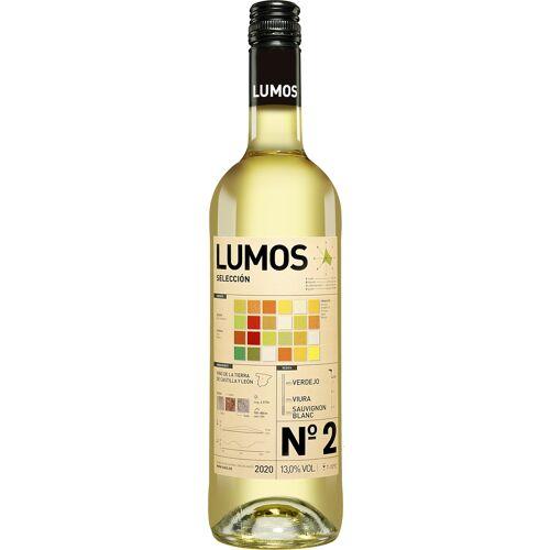 Das Lumos-Projekt LUMOS No.2 Blanco 2020 13% Vol. Weißwein Trocken aus Spanien