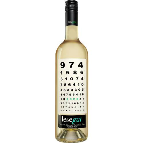 Marqués de Griñón Lesegut Blanco 2020 13% Vol. Weißwein Trocken aus Spanien