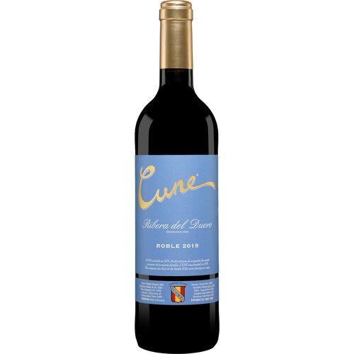 C.V.N.E. Cune Roble 2019 14% Vol. Rotwein Trocken aus Spanien