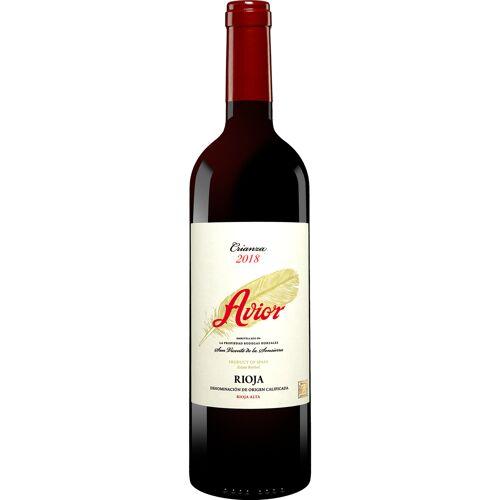 Avior Crianza 2018 13.5% Vol. Rotwein Trocken aus Spanien