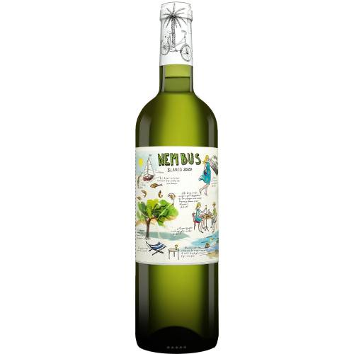 Nembus Blanco 2020 12% Vol. Weißwein Trocken aus Spanien