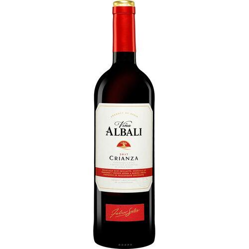 Félix Solís Viña Albali Crianza 2017 13% Vol. Rotwein Trocken aus Spanien