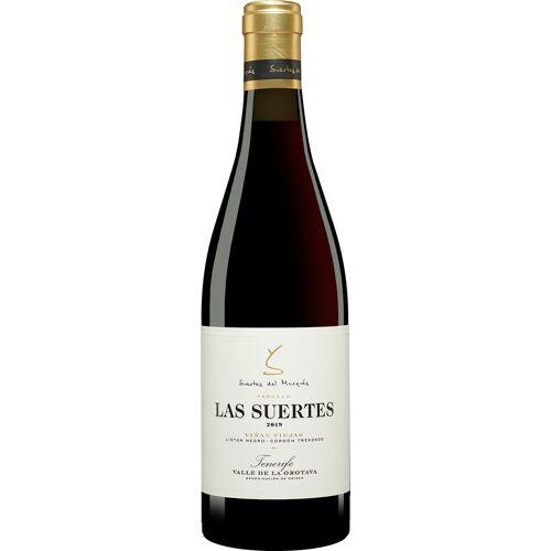 Suertes del Marqués »Las Suertes« 2019 13% Vol. Rotwein Trocken aus Spanien