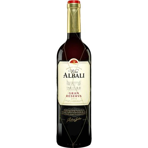 Félix Solís Viña Albali Gran Reserva 2014 13% Vol. Rotwein Trocken aus Spanien