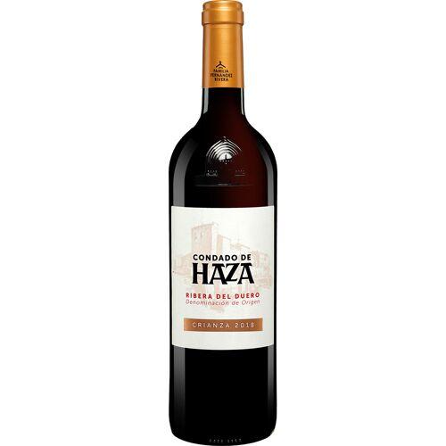 Condado de Haza Crianza 2018 14.5% Vol. Rotwein Trocken aus Spanien