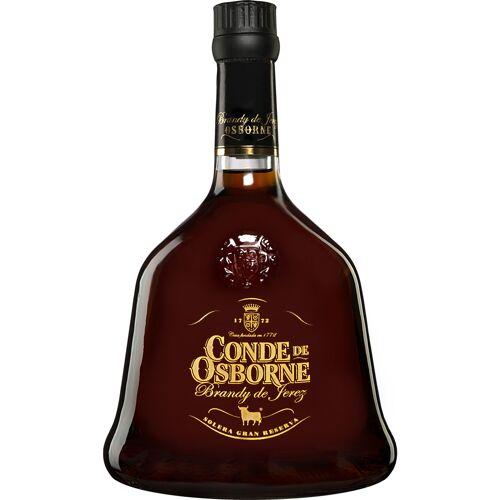 Osborne Brandy Osborne »Conde de Osborne« Solera Gran Reserva - 0,7 L. 40.5% Vol. Brandy aus Spanien