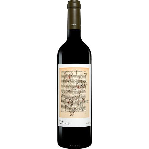 4Kilos 12 Volts 2018 12% Vol. Rotwein Trocken aus Spanien